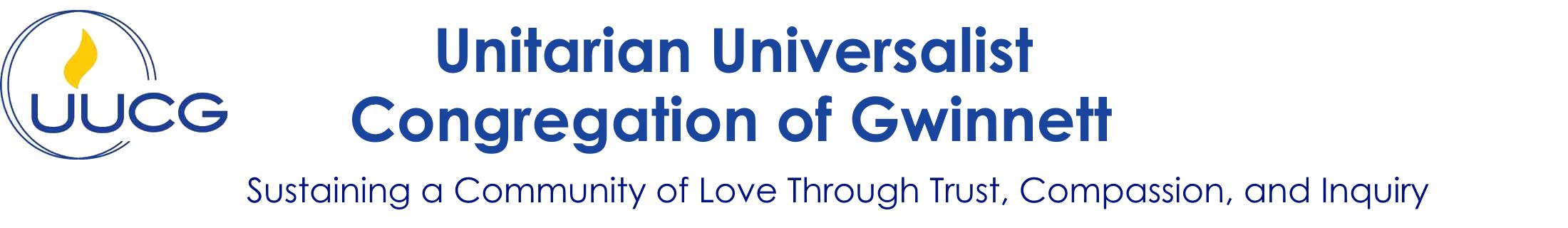 Unitarian Universalist Congregation of Gwinnett Logo